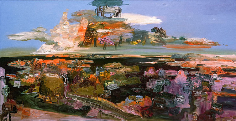 John Hartman: Incident in Newton, 1999