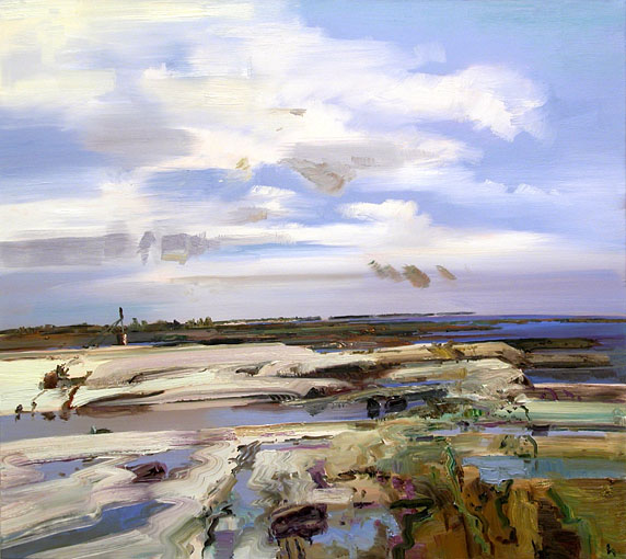 John Hartman: Outside Shore Range, 2002