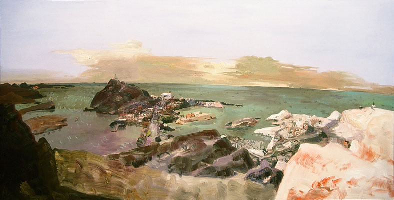John Hartman: Port Aux Basques, 2000