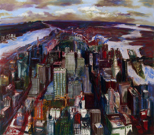 John Hartman: Upper Manhattan, 2006