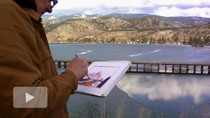The Columbia River Project - video by David Hartman